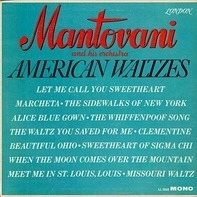 Mantovani And His Orchestra - American Waltzes