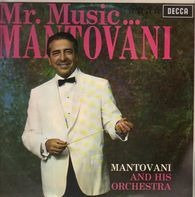 Mantovani and his Orchestra - Mr. Music... Mantovani