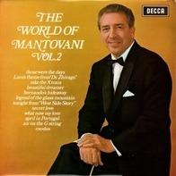 Mantovani And His Orchestra - The World Of Mantovani Vol.2