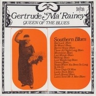 Gertrude 'Ma' Rainey - Queen Of The Blues 1923-1924