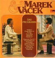 Marek & Vacek - Das Programm