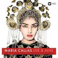 Maria Callas - Maria Callas-Live & Alive