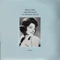 Maria Callas - Maria Callas Singt Opernarien Von Giacomo Puccini