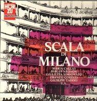 Maria Callas, Birgit Nilsson, Franco Corelli a.o. - Scala di Milano