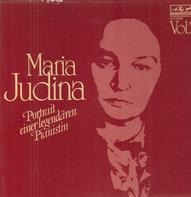 Maria Yudina - Portrait Einer Legendären Pianistin