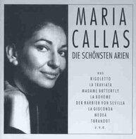Maria Callas - Die schönsten Arien (Analogaufnahmen 1952-1961)