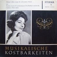 Maria Callas - Maria Callas Singt