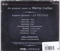 Antonino Votto - Gaspare Spontini (Maria Callas): la vestale