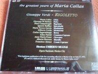 Maria Callas - Verdi: Rigoletto