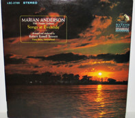 Marian Anderson - Songs At Eventide