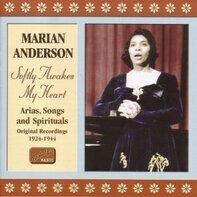 Marian Anderson - Softly Awakes My Heart