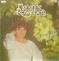 Marianne Rosenberg - War Es Wirklich Gestern
