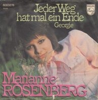 Marianne Rosenberg - Jeder Weg Hat Mal Ein Ende