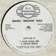 Mario Diaz - Let's Do It