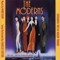 Mark Isham And Charlélie Couture - The Moderns (Original Motion Picture Soundtrack)