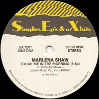 Marlena Shaw / Angela Clemmons - Touch Me In The Morning / Give Me Just A Little More Time