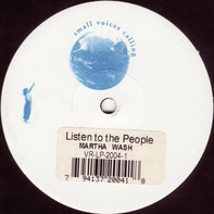 Martha Wash - Listen To The People