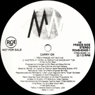 Martha Wash - Carry On (The Todd Terry Released Project)