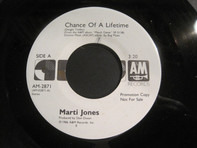 Marti Jones - Chance Of A Lifetime