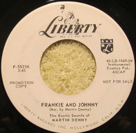 Martin Denny - Frankie And Johnny