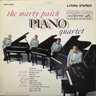 Marty Paich And His Jazz Piano Quartet - Lush, Latin & Cool