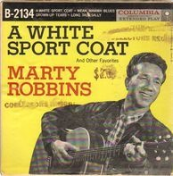Marty Robbins , Ray Conniff - A White Sport Coat And Other Favorites