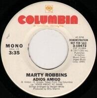 Marty Robbins - Adios Amigo