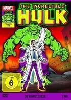 Marvel Cartoons - Incredible Hulk 1966 - Complete Series
