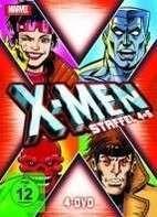 Marvel Cartoons - X-Men - Staffel 4+5
