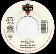 Marvin Sease - It's All Over