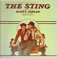 Marvin Hamlisch Featuring The Music Of Scott Joplin - The Sting (OST)