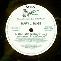 Mary J. Blige - Mary jane (all night long)