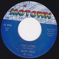Mary Wells - Two Lovers / Operator