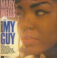 Mary Wells - Mary Wells Sings My Guy