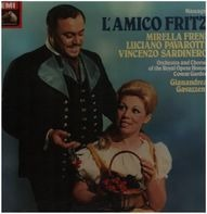 Mascagni / Orchestra and Chorus of the Royal Opera House, Gianandrea Gavazzeni - L'Amico Fritz