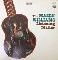 Mason Williams - The Mason Williams Listening Matter