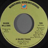 Mason Williams - A Major Thang