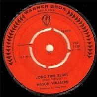 Mason Williams - Long Time Blues / Classical Gas