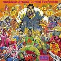 Massive Attack - No Protection (vinyl)