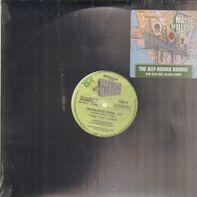 Masters Of Illusion - The Bay-Bronx Bridge / Silk Suit, Black Linen