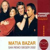 Matia Bazar - messaggio d´amore