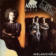 MATIA BAZAR - Melancholia inc 'I feel you' version Maxi