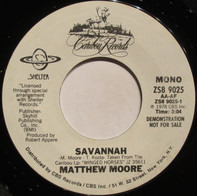 Matthew Moore - Savannah