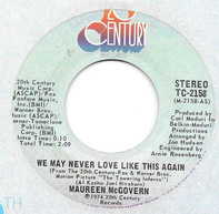 Maureen McGovern - We May Never Love Like This Again