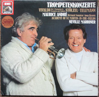 Vivaldi / Stölzel / Telemann - Maurice André - Trompetenkonzerte