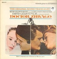 Maurice Jarre - Doctor Zhivago Original Soundtrack Album