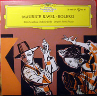 Maurice Ravel , RIAS Symphonie-Orchester Berlin , Ferenc Fricsay - Bolero
