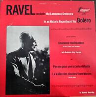 Maurice Ravel - Ravel Conducts Bolero