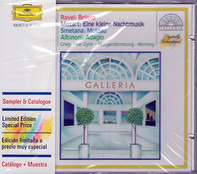 Maurice Ravel/Mozar/Smetana/Tommaso Albinoni - Galleria Sampler