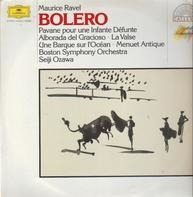 Ravel (Ozawa) - Bolero / Menuet Antique / La Valse a.o.